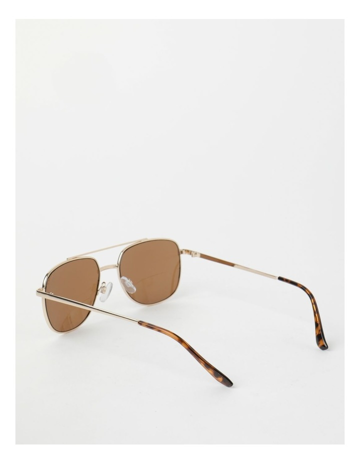 Ava Gold Sunglasses image 3