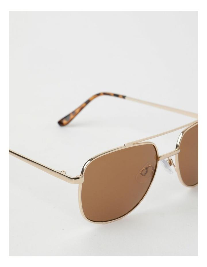 Ava Gold Sunglasses image 4