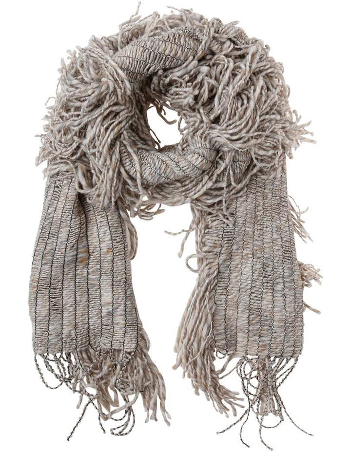 Multi Knit Scarf TC256/1 image 1