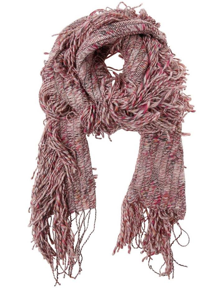 Multi Knit Scarf TC256/1 image 1