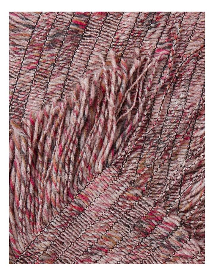 Multi Knit Scarf TC256/1 image 2