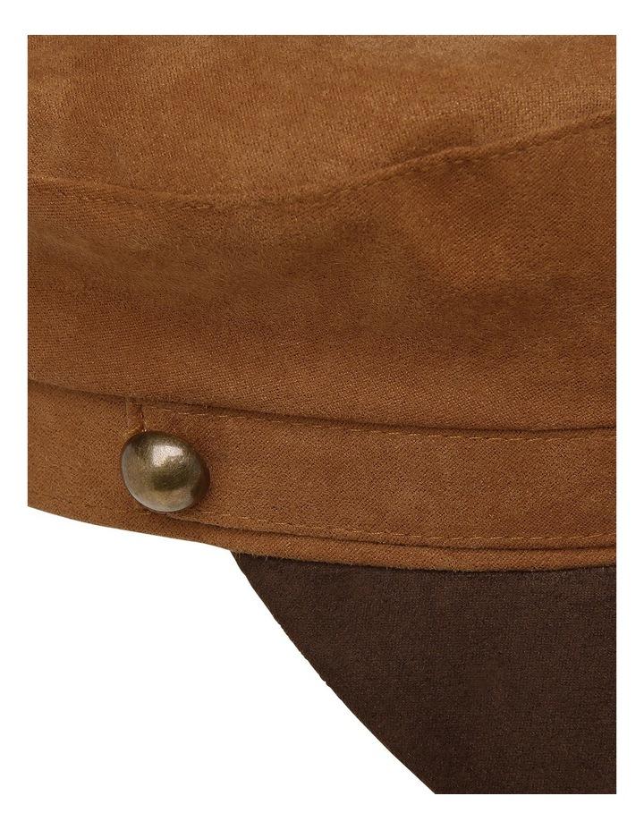 Two Tone Baker Boy Hat image 4