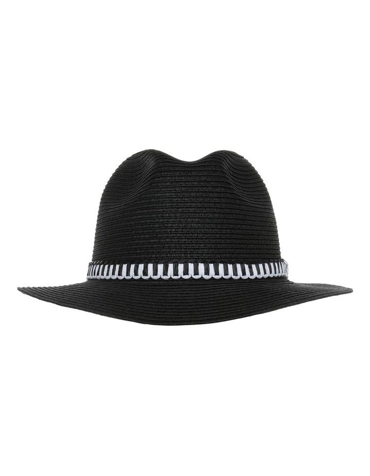 Basic Mono Trim Hat image 1