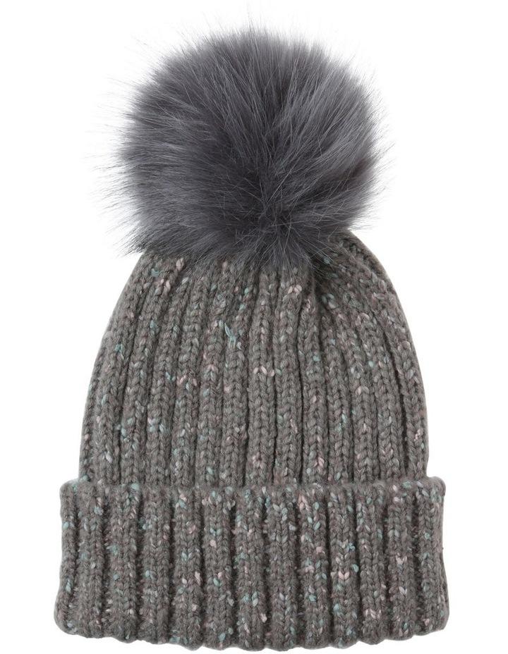 Speckle Pom Pom  Winter Hats image 1
