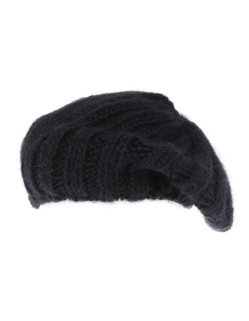 ddbb5146a49 Innovare Made in ItalyRibbed Beret Winter Hats. Innovare Made in Italy  Ribbed Beret Winter Hats