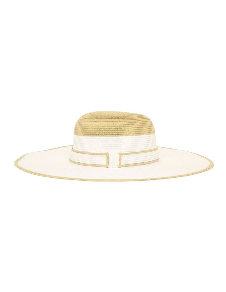 Floppy Hat With Contrast Crown Summer Hat image 2