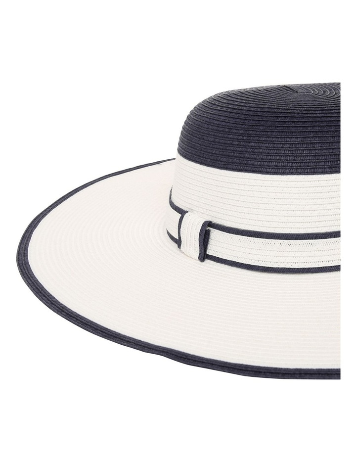 Floppy Hat With Contrast Crown Summer Hat image 3