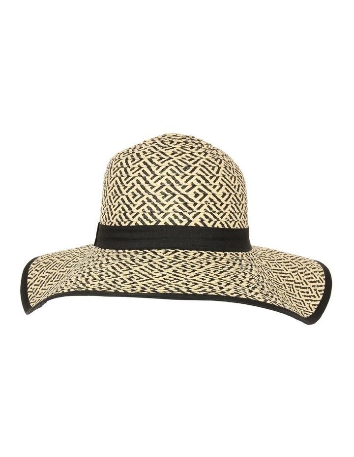 Contrast Weave Hat image 1