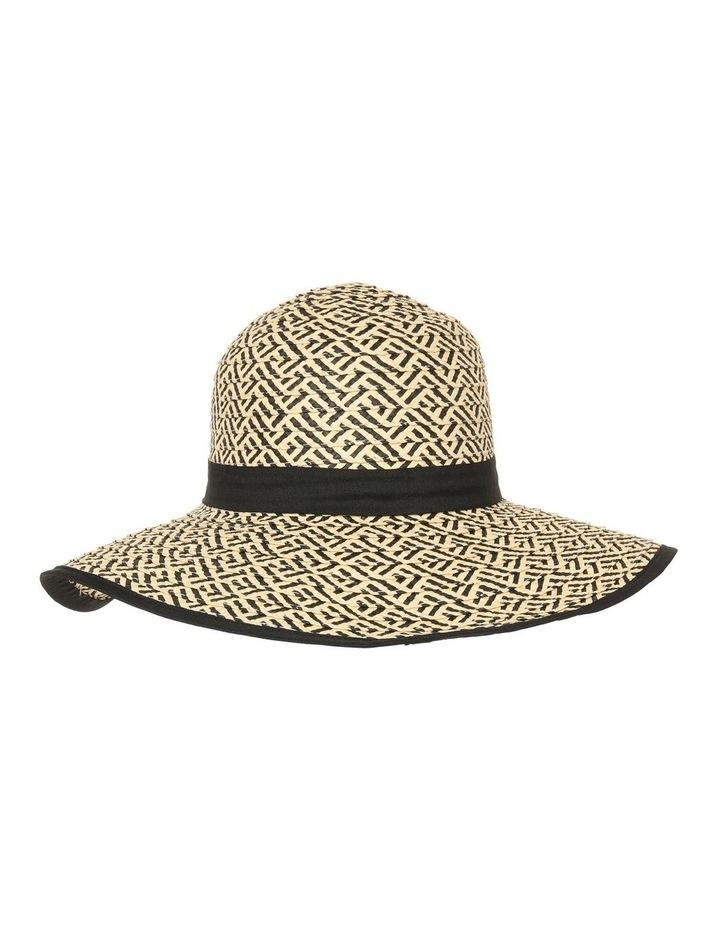 Contrast Weave Hat image 2