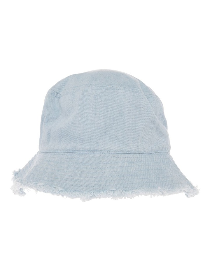 Frayed Edge Bucket Hats image 1