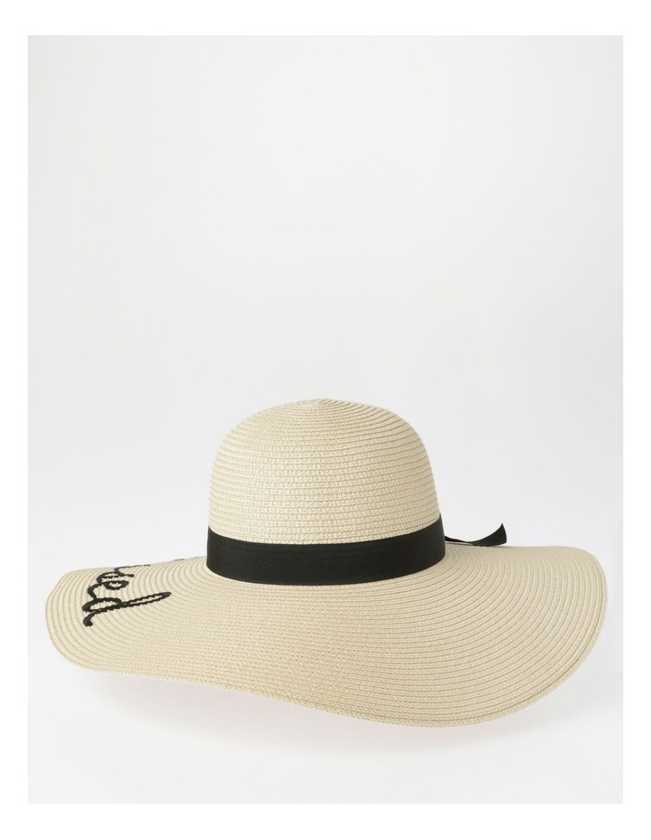 Sun Kissed Floppy Hat image 1