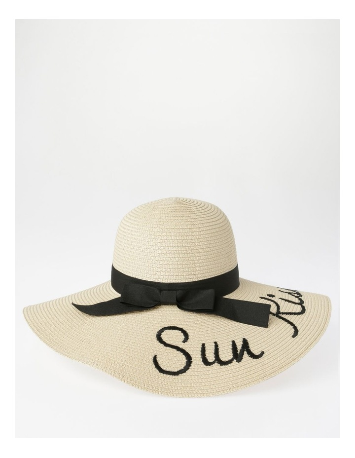 Sun Kissed Floppy Hat image 3