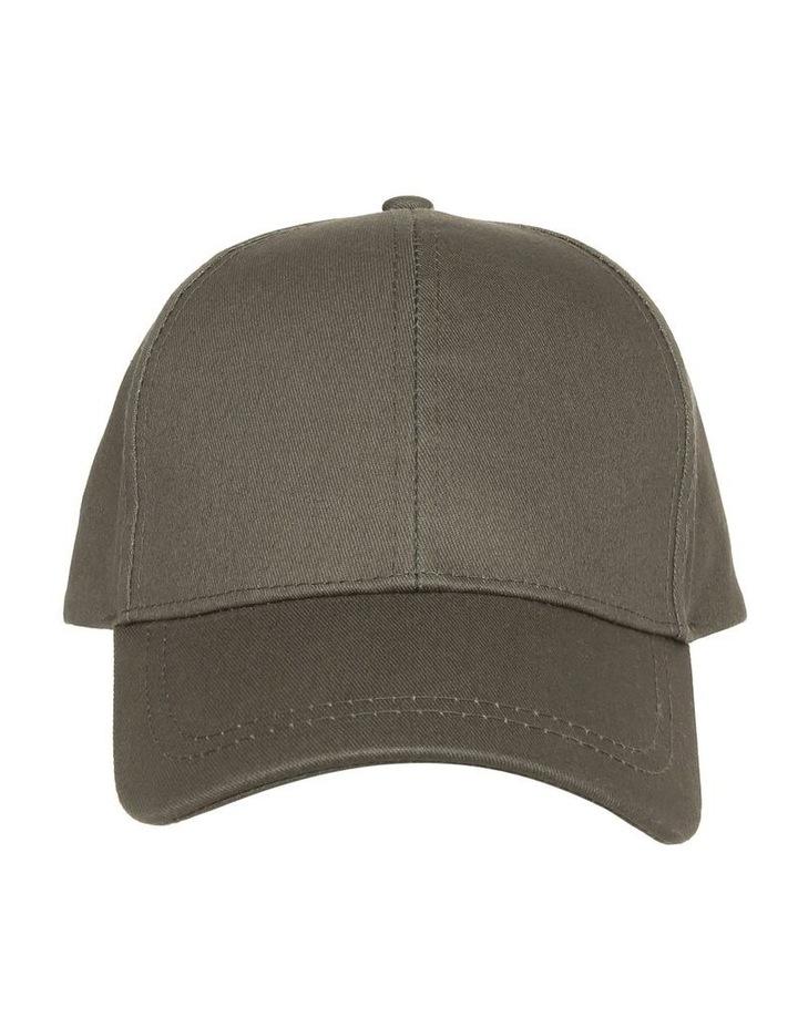 Canvas Bb Cap Summer Hats image 1