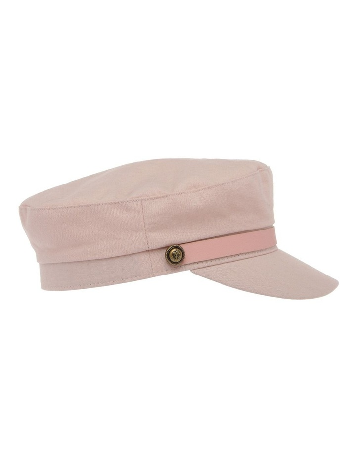 Baker Boy Summer Hat - Blush image 2