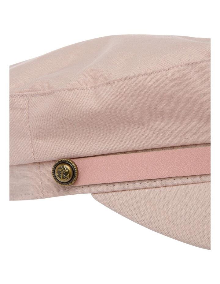 Baker Boy Summer Hat - Blush image 4