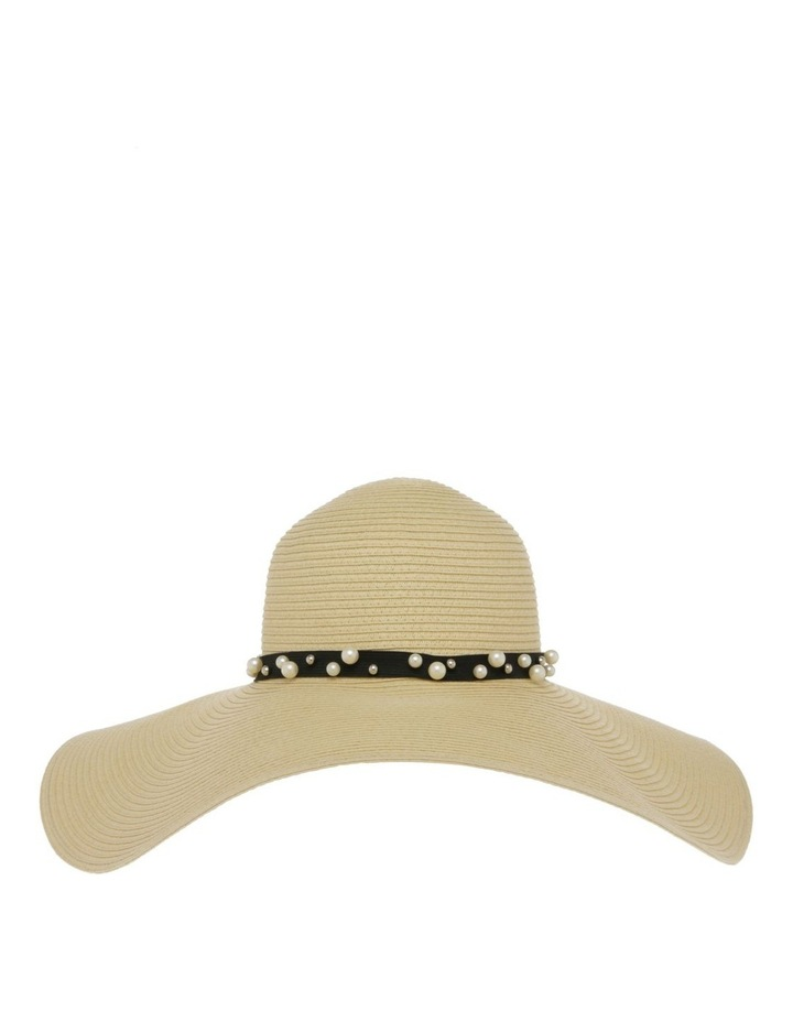 Wide Brim Floppy Summer Hat image 1