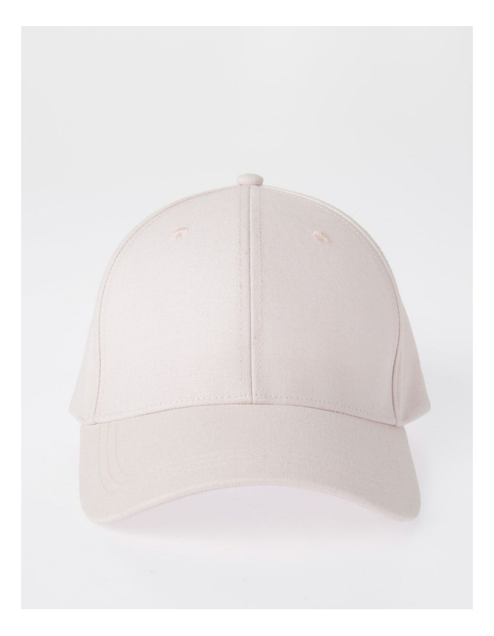 Linen Core Baseball Cap Summer Hats image 1