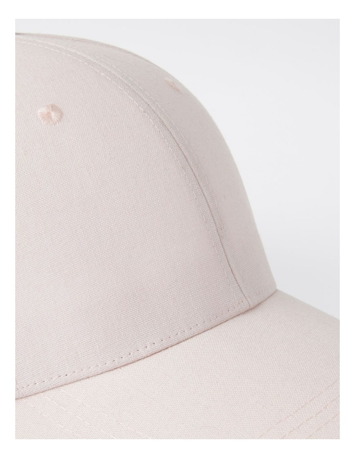 Linen Core Baseball Cap Summer Hats image 4