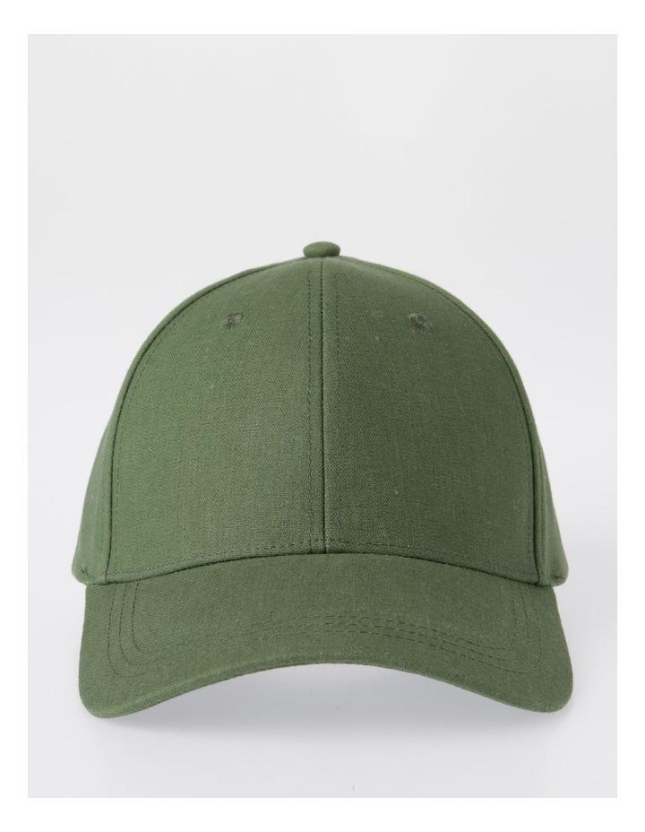 Linen Core Baseball Cap Summer Hats image 1