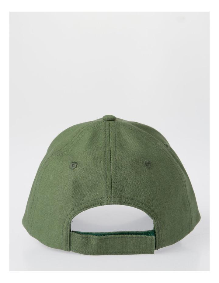 Linen Core Baseball Cap Summer Hats image 3
