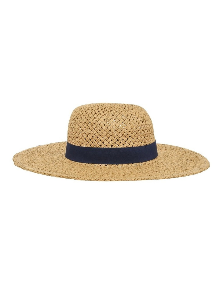 Shaped Wide Brim Summer Hats image 1