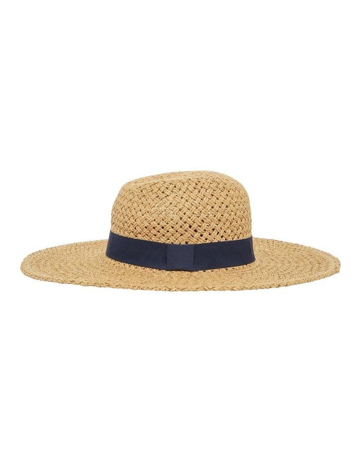Shaped Wide Brim Summer Hats image 2