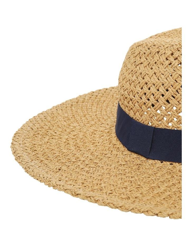 Shaped Wide Brim Summer Hats image 3