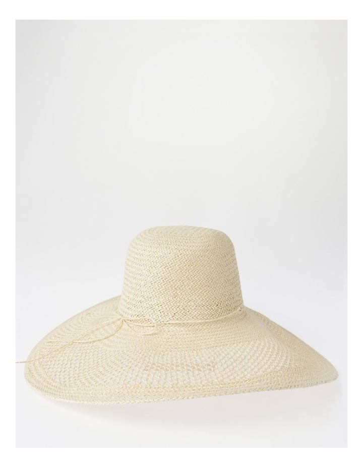 DL25748 Wide Brim Open Weave Summer Hats image 3
