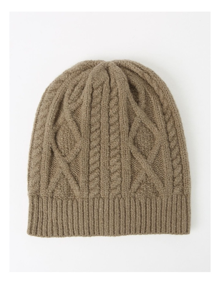 Cable-Knit Beanie image 1