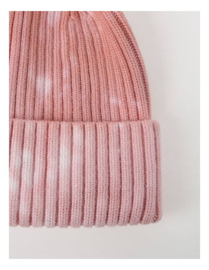 Tie Dye Winter Beanie image 2