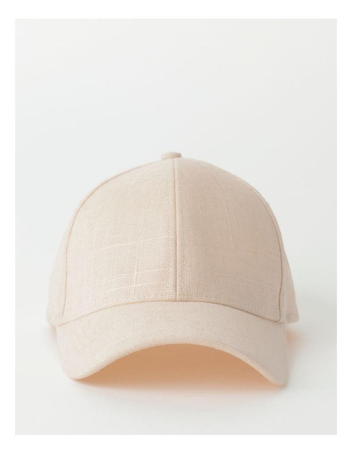 Linen Blend Cap image 1