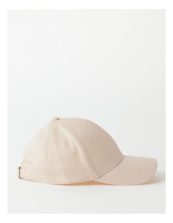 Linen Blend Cap image 2