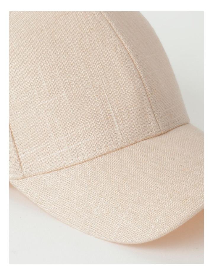Linen Blend Cap image 4