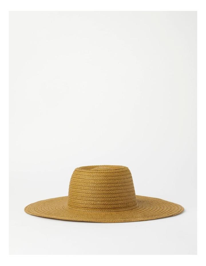 Wide Brim Tobacco Summer Hat image 3