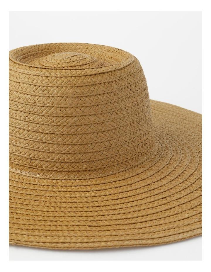 Wide Brim Tobacco Summer Hat image 4