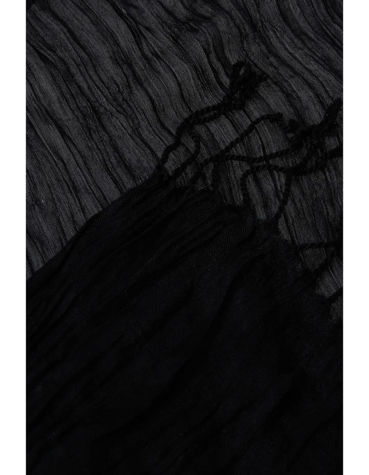 Crinkle Scarf - Solid image 2