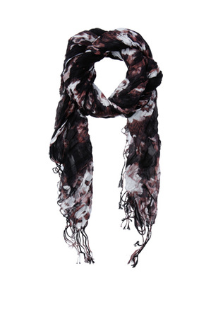 Basque - BC62P Crinkle Scarf W18