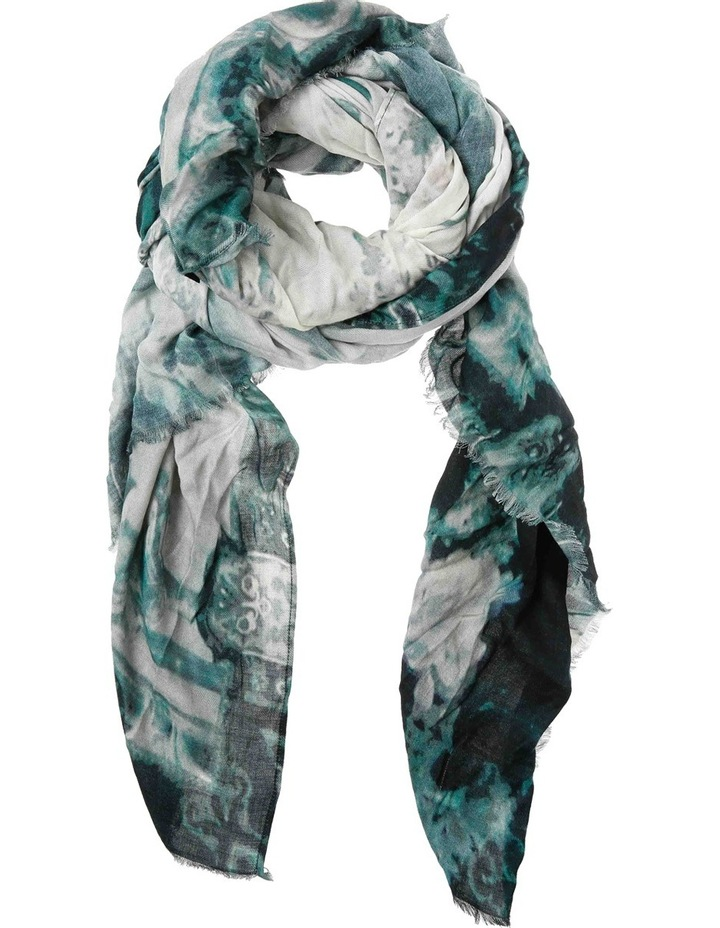 Pleated Sheer Scarf AS/CP image 1