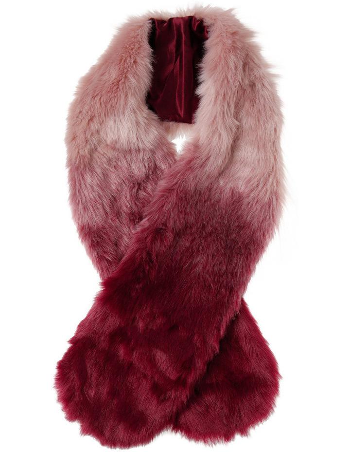 Ombre Fur Stole image 1