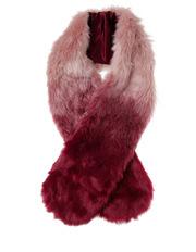 Ombre Fur Stole