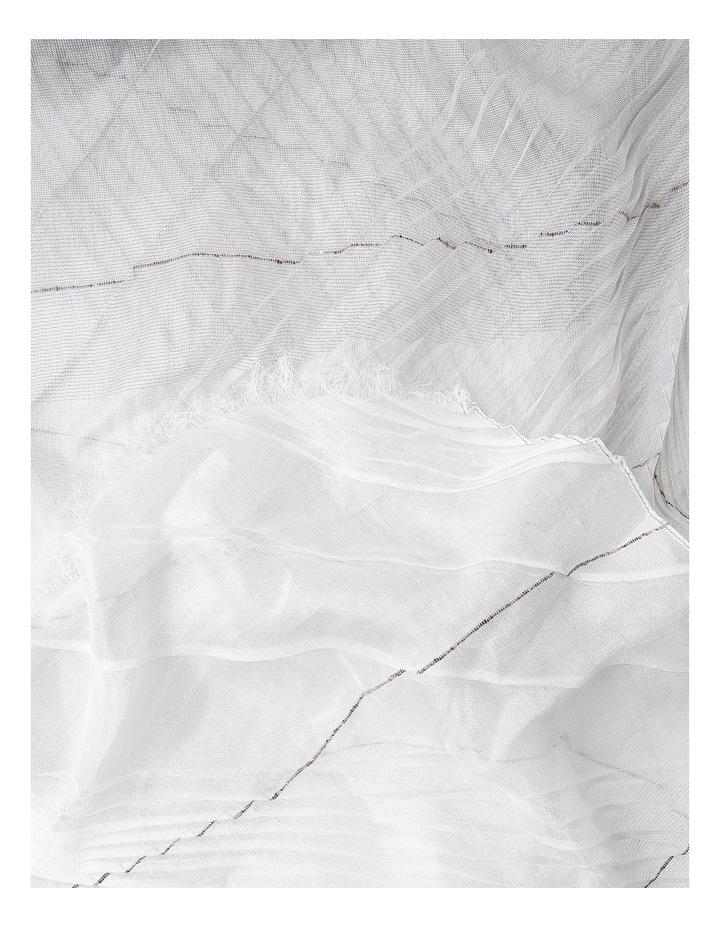 8641 Lghtweight Stripe Scarf image 2