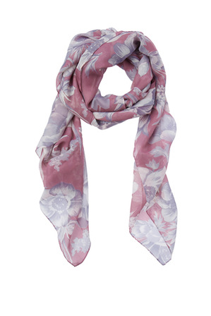 Trent Nathan - 2871/4092 Floral Chiffon Scarf