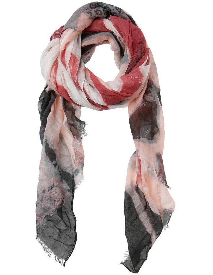 Water Colour Print Scarf PIPS0269 image 1