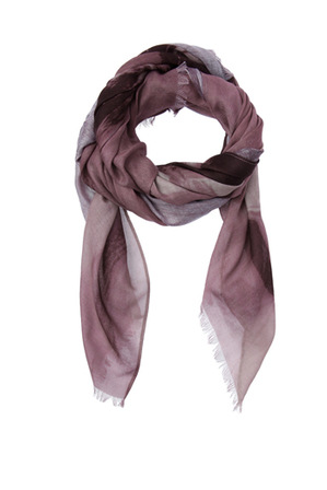 Piper - Dark Water Colour Print Scarf PIPS0303