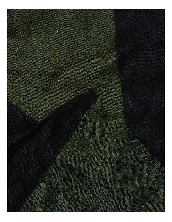 Colourblock Woven Scarf image 2