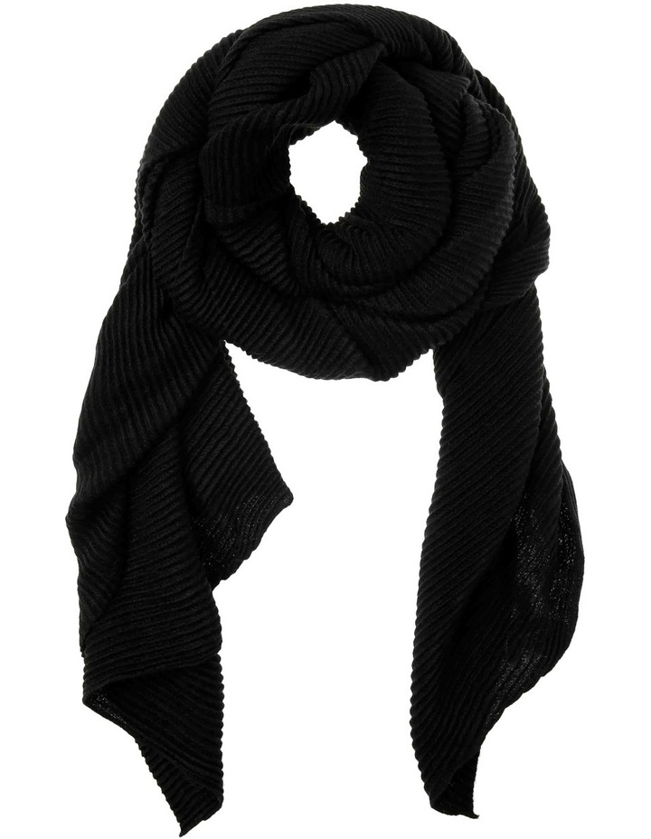 Pleated Winter Scarf image 1