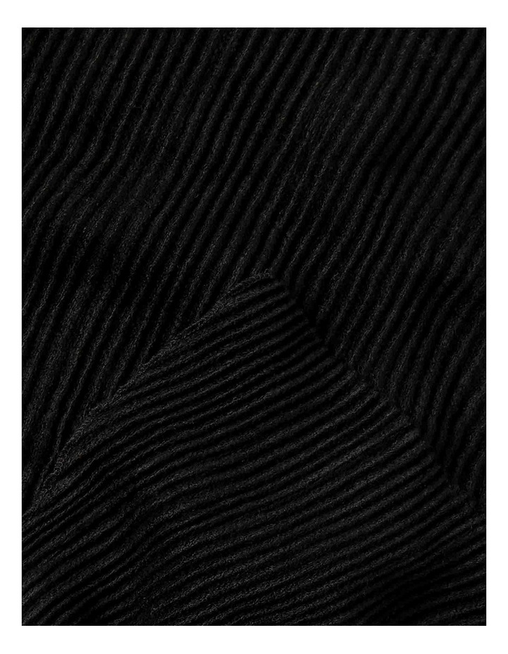 Pleated Winter Scarf image 2