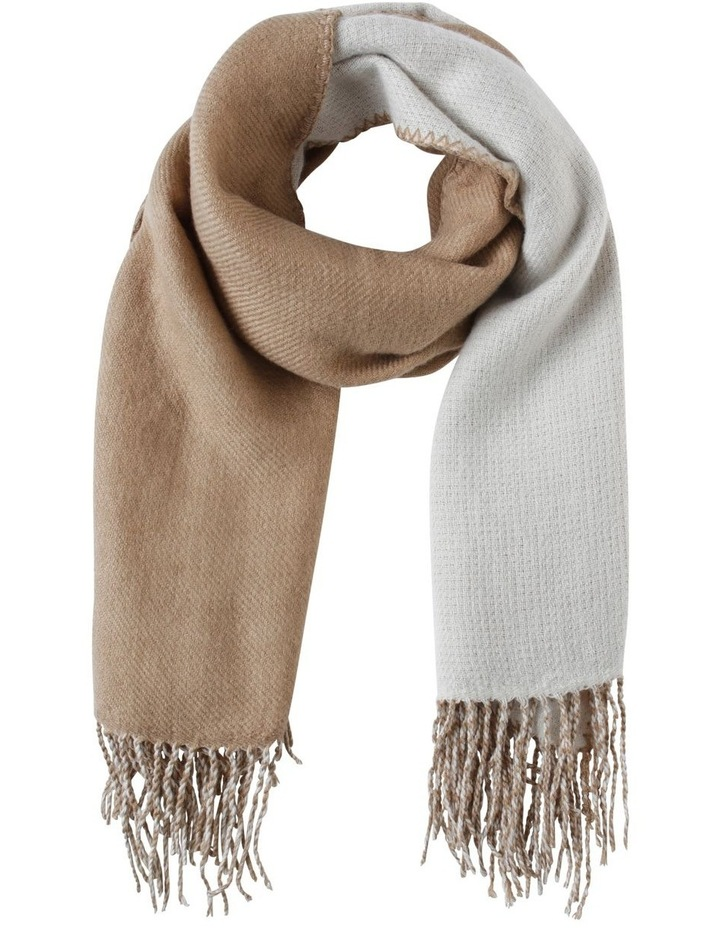 Reversible Two Tone Winter Scarf image 1