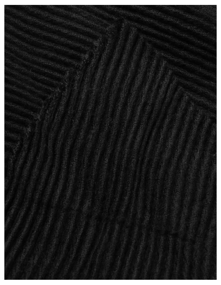 Basic Pleated Winter Scarf image 3