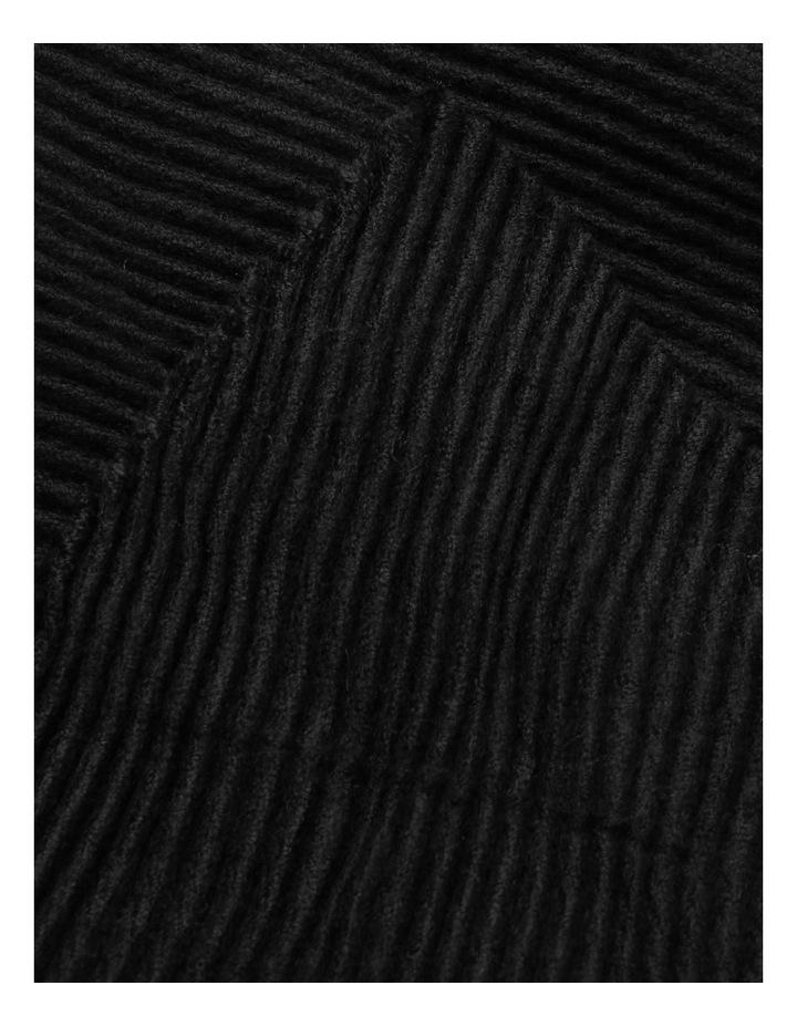 Basic Pleated Winter Scarf image 4